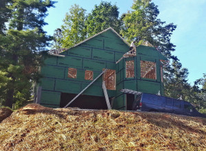 A beautiful, comfortable, uncommon home in progress